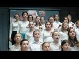 Хор Малаховские соловьи школы-интерната IV вида