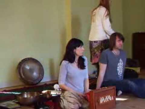 Звучание чакр - Алисия и Ричард Эйлякас