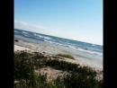 на море сильный ветер ожидал большие волны