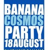 Banana Cosmos Party | Doctor Who