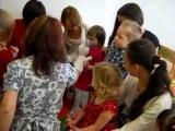 Театр про Светлячка, 8 марта 2014. Фрагменты. Центр развития детей