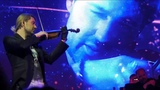 David Garrett mit seiner Band, 'Viva la vida', Coldplay