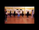 Танец вожатых Одигитрия 2018