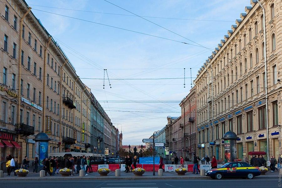Малая Конюшенная улица