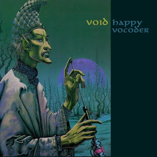Void альбом Happy Vocoder