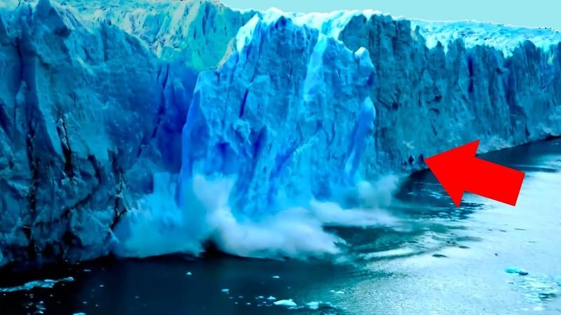 Катастрофическое таяние ЛЕДНИКОВ Что говорят ученые и очевидцы Климат Контроль 110