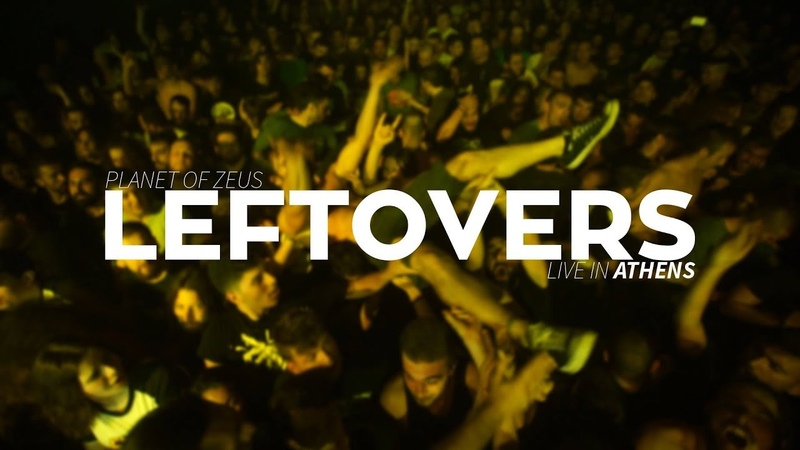 """Planet of Zeus- Leftovers (""""Live In Athens"""")"""