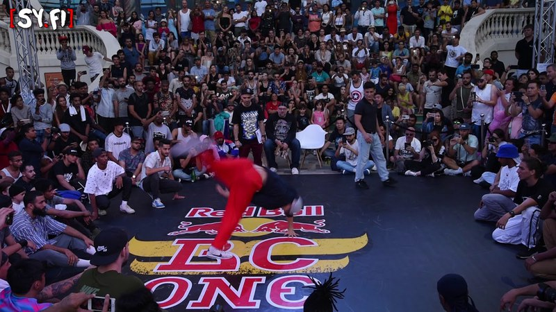 B Boy Wing Judge Showcase Red Bull BC One Middle East 2018