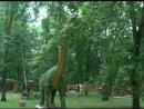 В Ярославле открылся парк динозавров