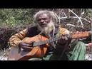 Old Rastaman sing his songs Southwest JAMAICA