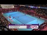 Maria Sharapova Vs Kirsten Flipkens WTA Paris Open 2014 Quarter-Final Full Match