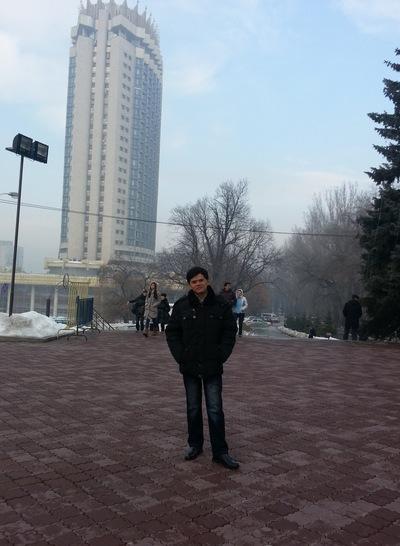 Павел Пак, 21 февраля , Екатеринбург, id25871850