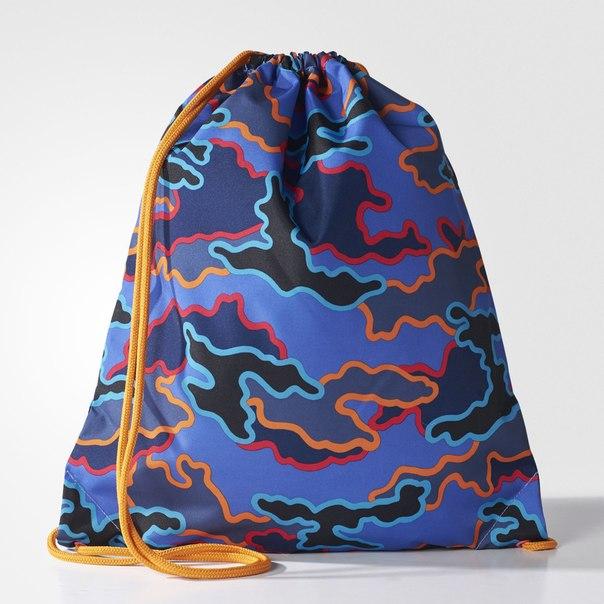 Спортивная сумка adidas STELLASPORT Camo