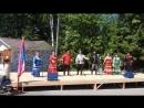 Фестиваль казачьей культуры в г. Подольске. Парк Фаворит. 16-ое июня 2018г.