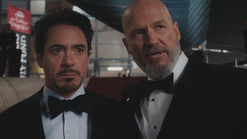 Тони, твоё отстранение - я был одним из тех в совете, кто это затеял. Железный человек (2008)