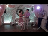 Линди-хоп / Свадебный танец свинг / Диана и Арсений / Ella Fitzgerald - Almost Like Being In Love