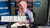 RiFF RAFF Freestyles The 5 Fingers of Death + Talks About Half Million Dollar Deal with Blackbear