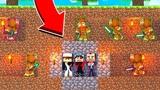 МЫ С МИСТЕРОМ ДОНХОМ(ПОЧЕМУ ОН С НАМИ) И ПИНГВИНОМ УНИЧТОЖАЕМ КУЛЬТ ПРЯНИКОВ! Minecraft Ant Wars