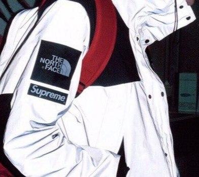 Куртки The North Face x Supreme