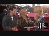 Harry Shum Jr. Shadowhunters Stars Give Fans a New Name - E! Peoples Choice Awards