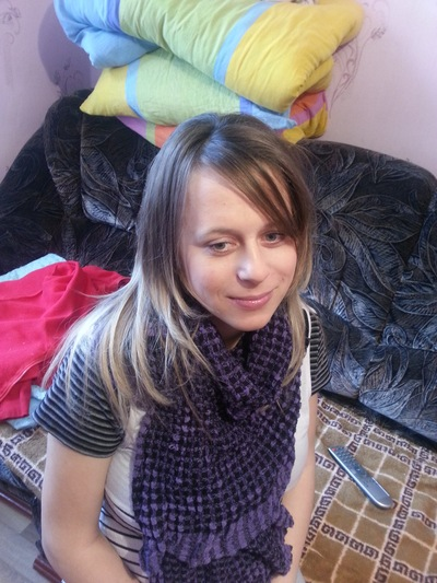 Оксана Куликова, 12 мая , Красноярск, id205296599