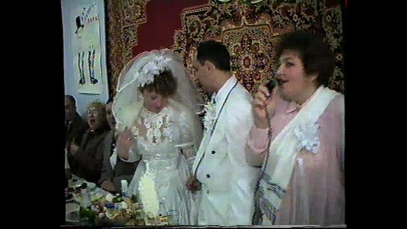 Свадьба Олега и Анечка