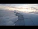 Посадка в Пулково, рейс Джерба - Санкт-Петербург, Boeing 777-200