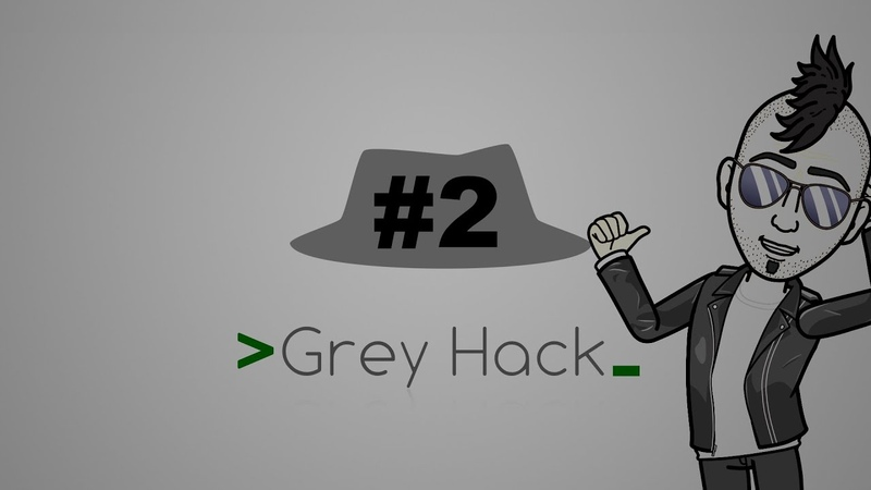 Raven_stream || Grey Hack в прямом эфире 2 ||16