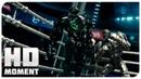 Последний раунд Атома и Зевса - Живая сталь 2011 - Момент из фильма