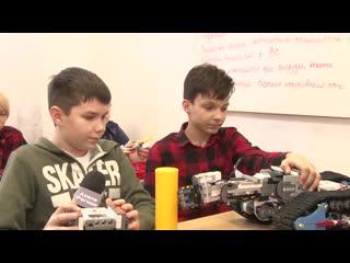 Юные робототехники рассказывают о своих разработках