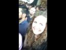 Пробка на выходе из церкви Богота