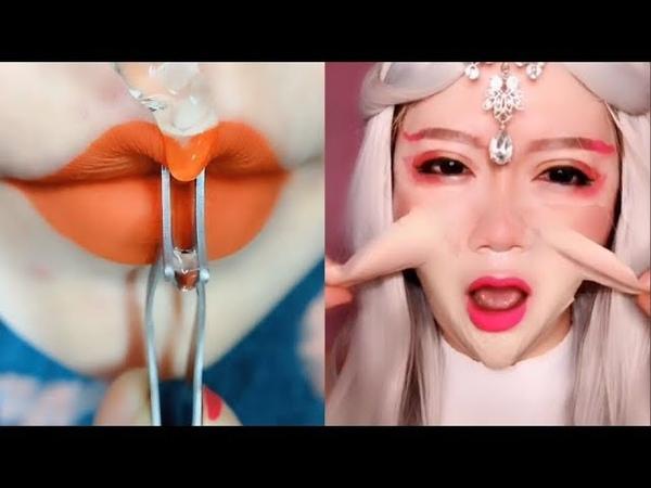 카메라에 찍히지 않았다면 믿을수 없는 메이크업 순간들 9 l Best Viral Asian Makeup Hacks and Transformations 2019