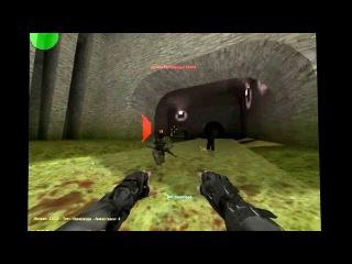 Cs 1.6 Zombie map de_aztec МЯССО