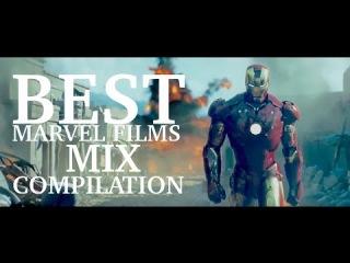 BEST MARVEL FILMS MIX COMPILATION