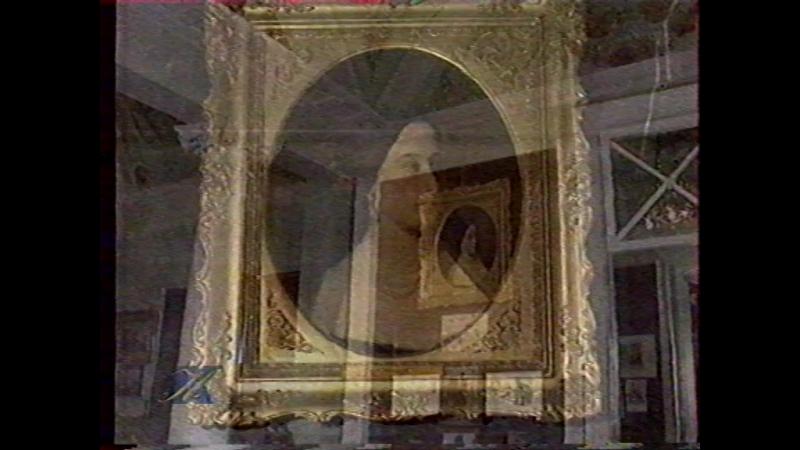 Staroetv.su / Культура вне границ (Культура, 2001) Русский музыкальный салон на Вилле Абателек в Риме