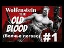 Wolfenstein The Old Blood Волчье логово