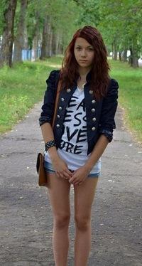 Полина Крашевская, 30 августа , Витебск, id211035565