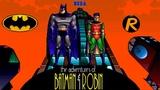 The Adventures of Batman &amp Robin walktrough (Бэтмен и Робин) (Sega Mega DriveGenesis) 60fps
