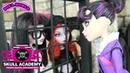 Monster High Doll Series Skull Academy s03 ep36
