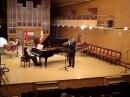 Lowell Liebermann, Sonata para flauta y piano, Op. 23