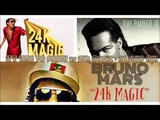 BRUNO MARS-24K MAGIC &amp -RAY PARKER JR. IT'S TIME TO PARTY - MASHUP MIX # Dj Nikos Danelakis