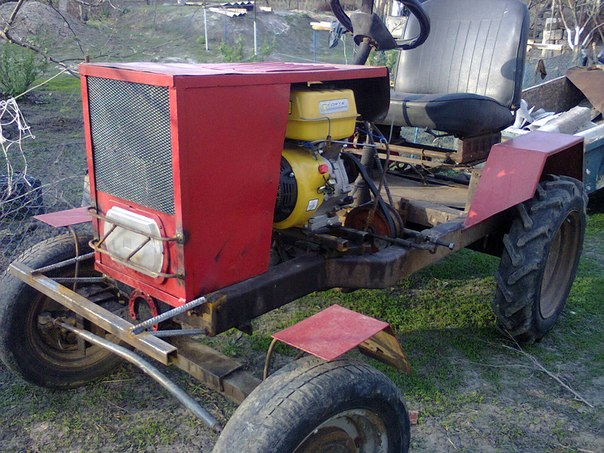 Куплю мини трактор в рб