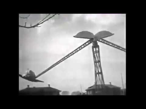 Парк культуры и отдыха г Череповец 1963 год А В Огурцов
