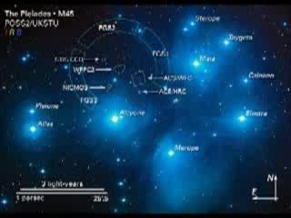 Обращение к землянам представителей Созвездия Плеяд