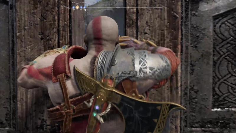 Прохождение God of War 29 (PS4) - Каменщик Тамур