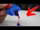 ВЕРТИКАЛЬНЫЙ 3D МАРКЕР ! РИСУЮ ЖИДКИМ ПОЛИМЕРОМ под УЛЬТРАФИОЛЕТОМ ! IDO 3D Pen Review !