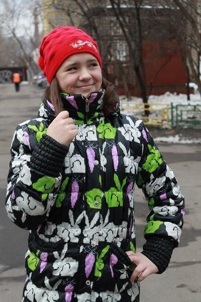 Каролина Василенко, 29 марта 1998, Москва, id149194688