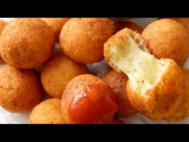 Сырные шарики. Супер-вкусняшки:)