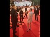 Kristen Stewart on the red carpet for 'Jeremiah Terminator LeRoy' at #TIFF18 - September 15
