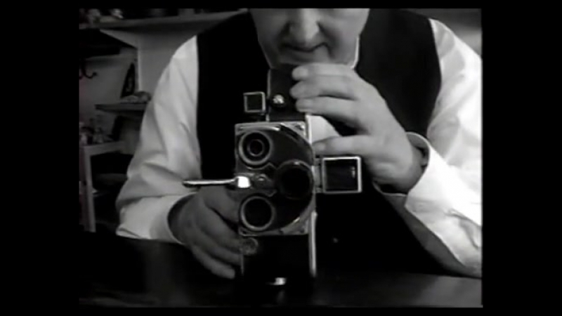 Музыка для глаз в Red мажоре | Eye Music in Red Major | США, 1961, (фрагмент) | реж. Мари Менкен